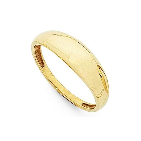 9K Yellow Gold Ring Georgies Fine Jewellery Narooma, New South Wales