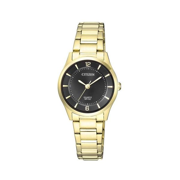 Citizen Ladies Gold Plated Dress Watch Georgies Fine Jewellery Narooma, New South Wales