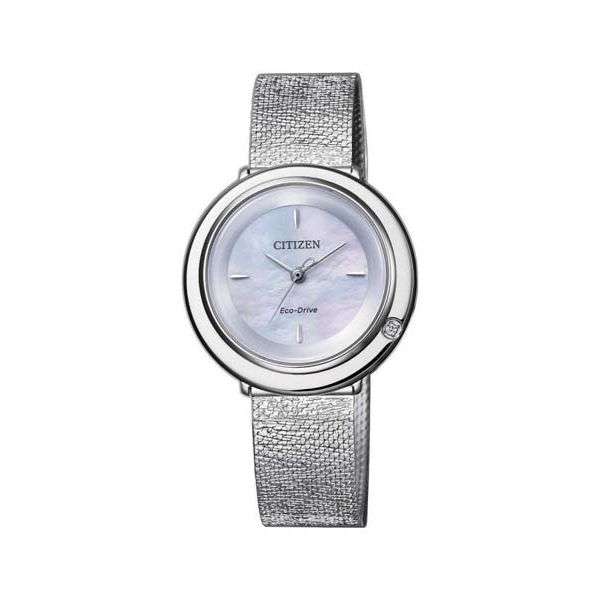 Citizen Eco-Drive Ambiluna Ladies Dress Watch Georgies Fine Jewellery Narooma, New South Wales