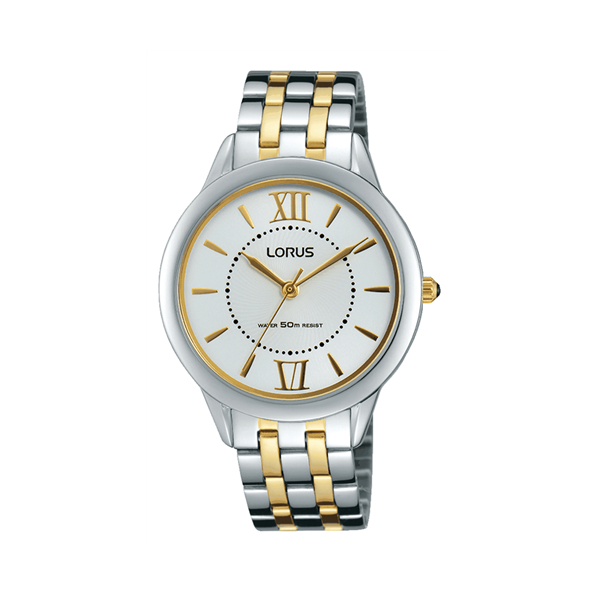 Lorus Ladies 2 Tone Dress 50M Watch Georgies Fine Jewellery Narooma, New South Wales
