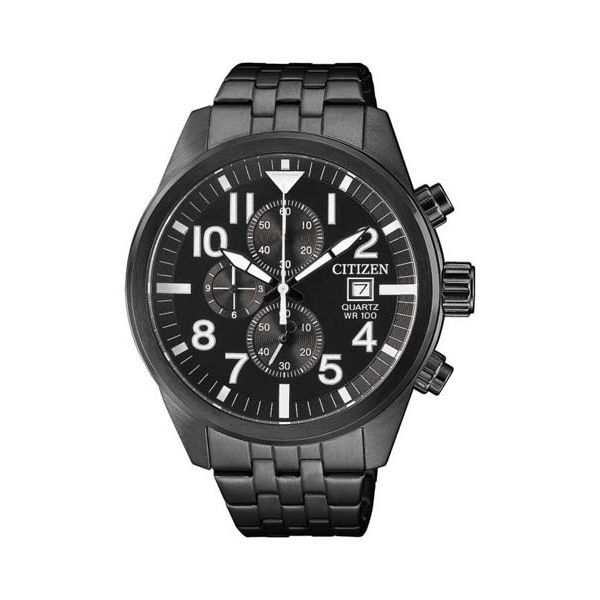 Citizen Gents Chronograph Watch Georgies Fine Jewellery Narooma, New South Wales