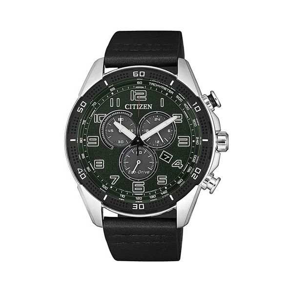 Citizen Eco Drive Gents Chronograph Watch Georgies Fine Jewellery Narooma, New South Wales