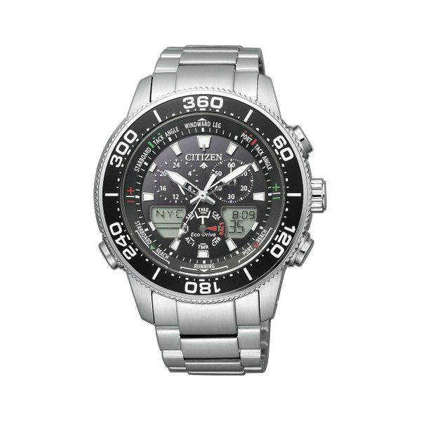 Citizen Eco Drive Gents Promaster Ana-Digi Watch Georgies Fine Jewellery Narooma, New South Wales