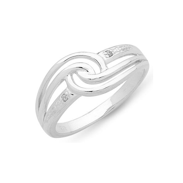 Sterling Silver Ring Georgies Fine Jewellery Narooma, New South Wales