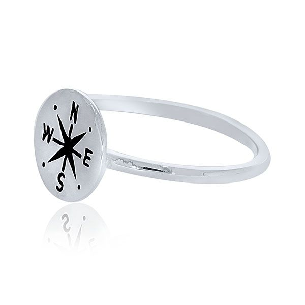 Compass Ring Image 2 Georgies Fine Jewellery Narooma, New South Wales