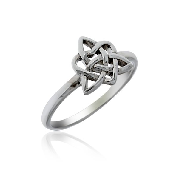 Silver CelticTriple Goddess Ring Georgies Fine Jewellery Narooma, New South Wales