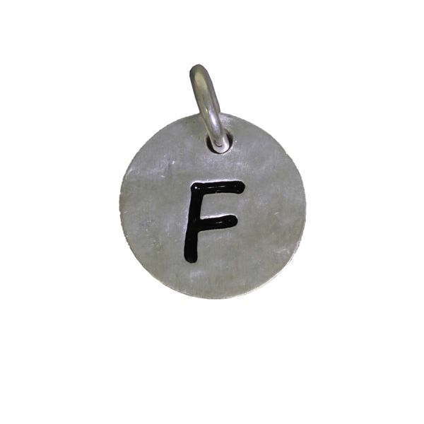 Silver F Charm Georgies Fine Jewellery Narooma, New South Wales
