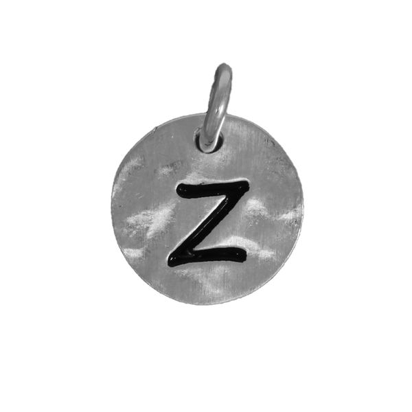 Silver Z Charm Georgies Fine Jewellery Narooma, New South Wales