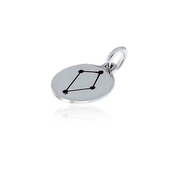Mojo Silver Constellation Starsign Charm - Libra Image 2 Georgies Fine Jewellery Narooma, New South Wales