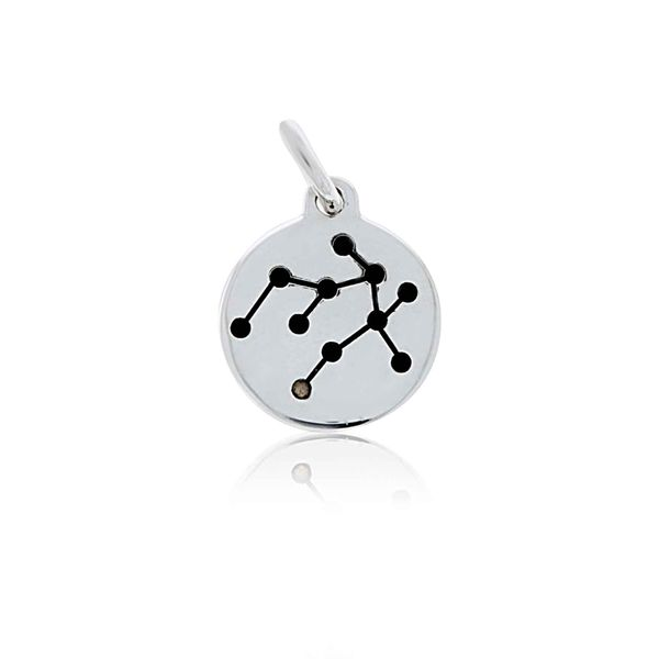 Mojo Silver Constellation Starsign Charm - Gemini Georgies Fine Jewellery Narooma, New South Wales