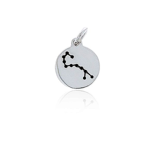 Mojo Silver Constellation Starsign Charm - Scorpio Georgies Fine Jewellery Narooma, New South Wales