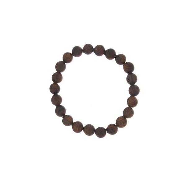 Anxiety Bracelet - Wooden 10Mm Beads - 21Cm Image 2 Georgies Fine Jewellery Narooma, New South Wales
