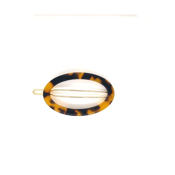 Onatah Resin Hair Clip - Tortoise Shell Georgies Fine Jewellery Narooma, New South Wales