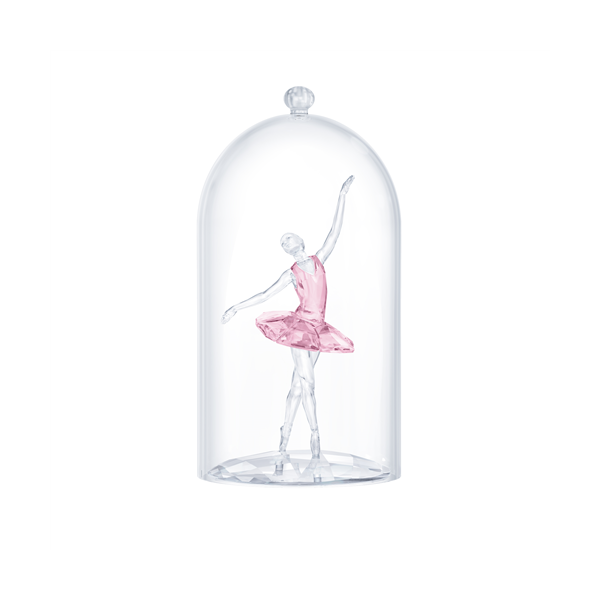 Swarovski Crystal Creations Ballerina Under Bell Jar Georgies Fine Jewellery Narooma, New South Wales