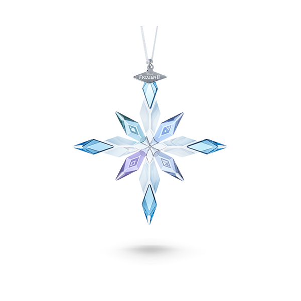 Swarovski Disney Crystal Creations Frozen 2 - Snowflake Ornament Georgies Fine Jewellery Narooma, New South Wales