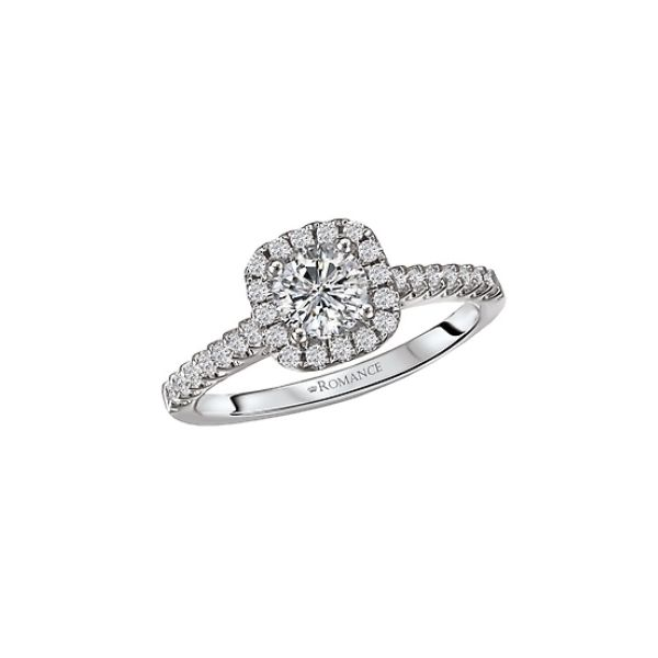Romance Collection Engagement Ring Godwin Jewelers, Inc. Bainbridge, GA