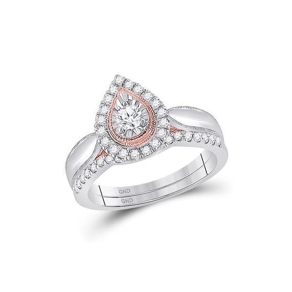 Diamond Wedding Set Godwin Jewelers, Inc. Bainbridge, GA
