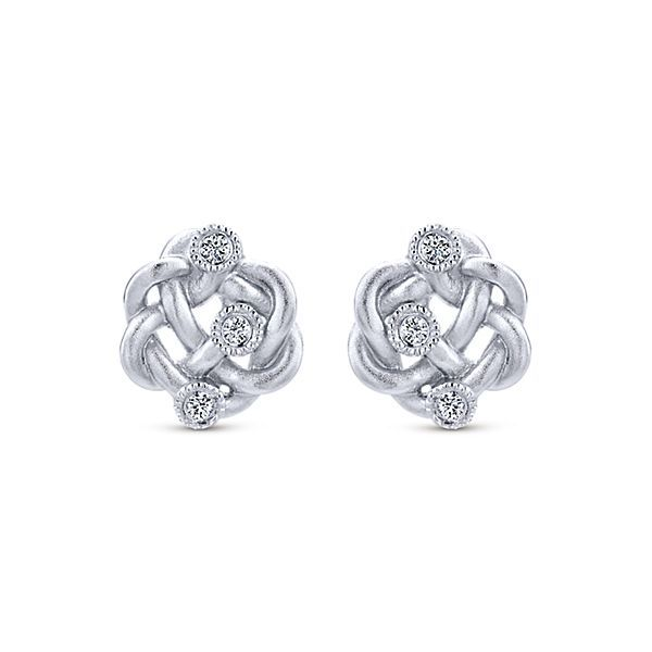 Gabriel & Co Earrings Godwin Jewelers, Inc. Bainbridge, GA