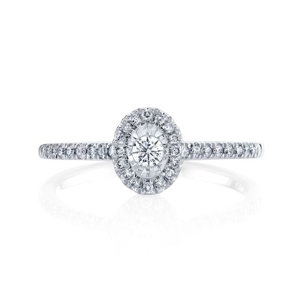 10KW 0.25CTW DIAMOND ENGAGEMENT RING Goldrush Jewelers Marion, OH