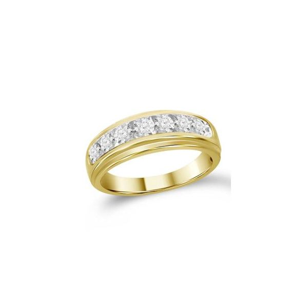 Men's Diamond Wedding Band Goldrush Jewelers Marion, OH