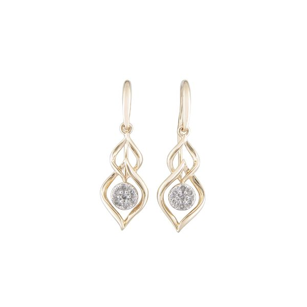 Diamond Earrings Goldrush Jewelers Marion, OH