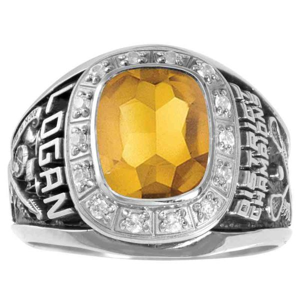 Prestige Intrepid Men's Class Ring Goldrush Jewelers Marion, OH