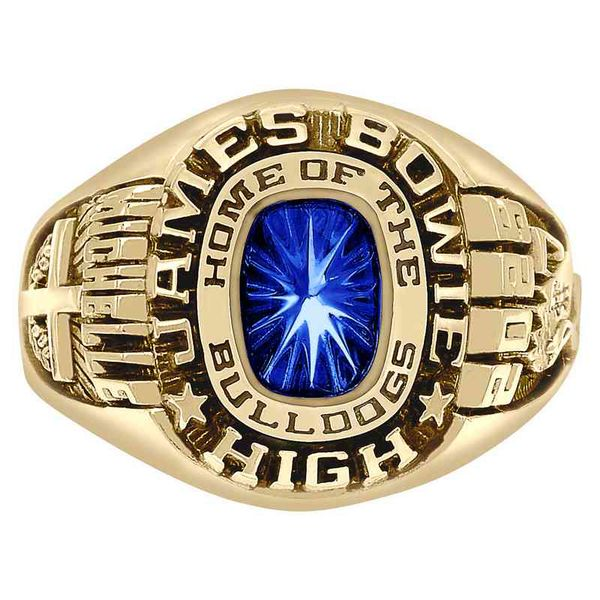 Patriot Women's Class Ring Goldrush Jewelers Marion, OH