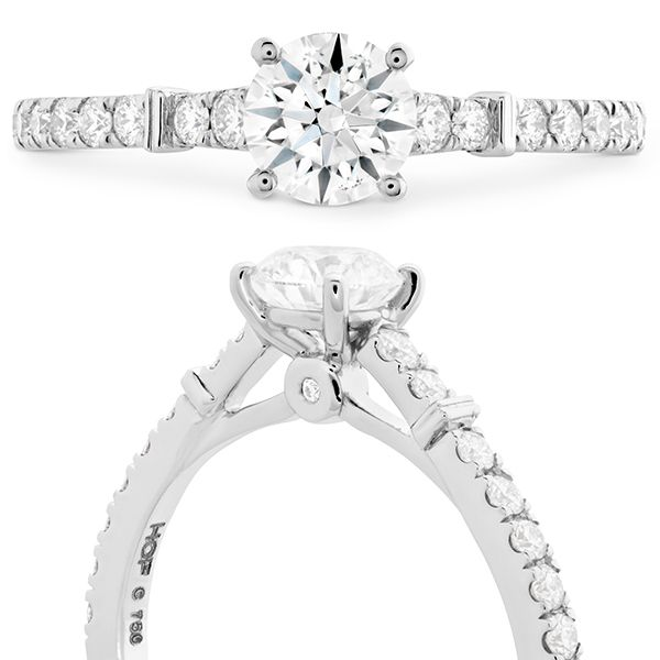 Engagement Ring Image 4 Goldstein's Jewelers Mobile, AL