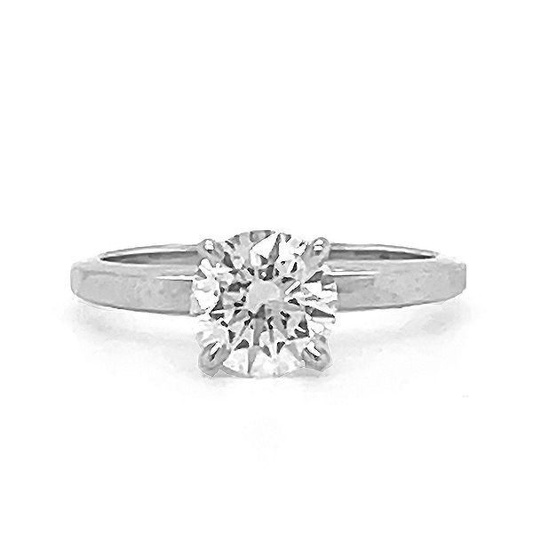 Diamond Engagement Ring Goldstein's Jewelers Mobile, AL