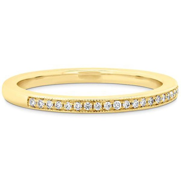 Hearts On Fire Deco Chic Diamond Band Image 2 Goldstein's Jewelers Mobile, AL