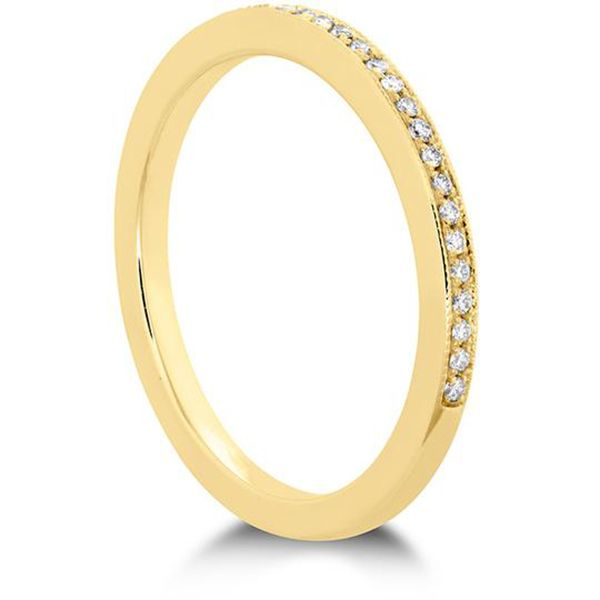 Hearts On Fire Deco Chic Diamond Band Image 3 Goldstein's Jewelers Mobile, AL