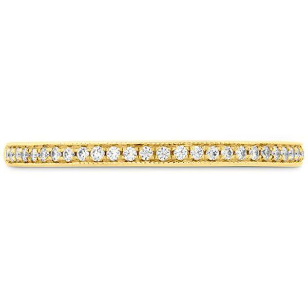 Hearts On Fire Deco Chic Diamond Band Goldstein's Jewelers Mobile, AL