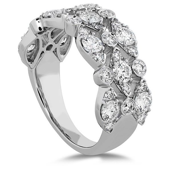 Hearts On Fire Ring Image 3 Goldstein's Jewelers Mobile, AL