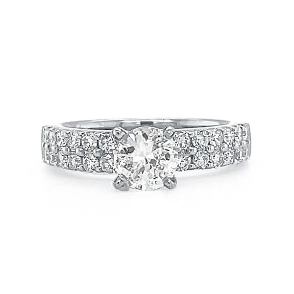 Engagement Ring Setting - Excludes Center Goldstein's Jewelers Mobile, AL