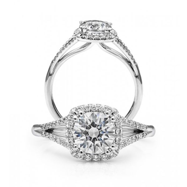 Engagement Ring Settings Image 2 Goldstein's Jewelers Mobile, AL