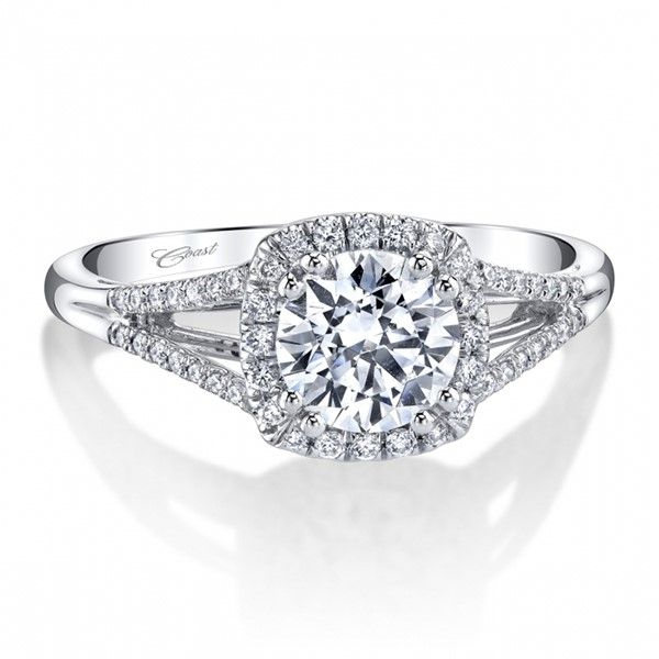 Engagement Ring Settings Image 3 Goldstein's Jewelers Mobile, AL
