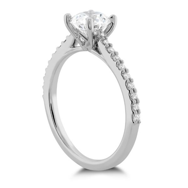 Engagement Ring Setting Image 3 Goldstein's Jewelers Mobile, AL