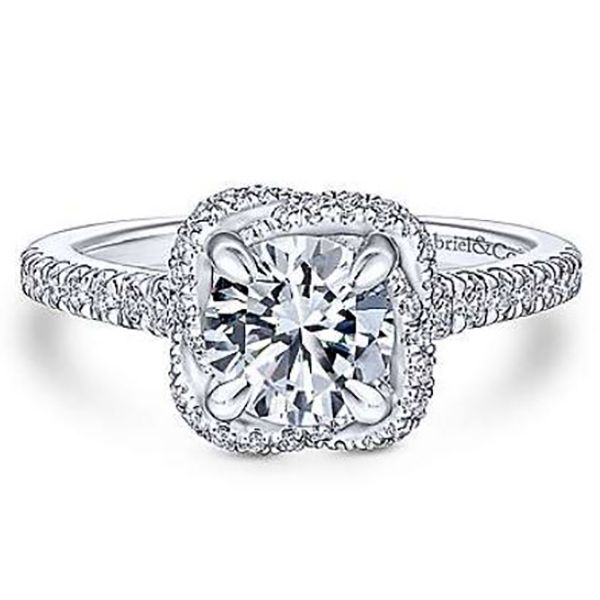 Engagement Ring Setting Goldstein's Jewelers Mobile, AL