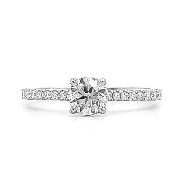 Coast Diamond Engagement Ring Goldstein's Jewelers Mobile, AL