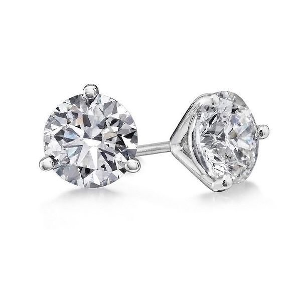 Diamond Earrings Goldstein's Jewelers Mobile, AL