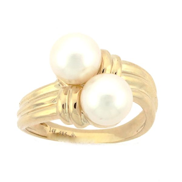 Pearl Ring Goldstein's Jewelers Mobile, AL