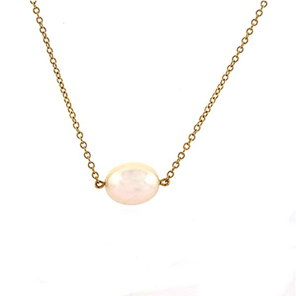 Freshwater Pearl Necklace Goldstein's Jewelers Mobile, AL