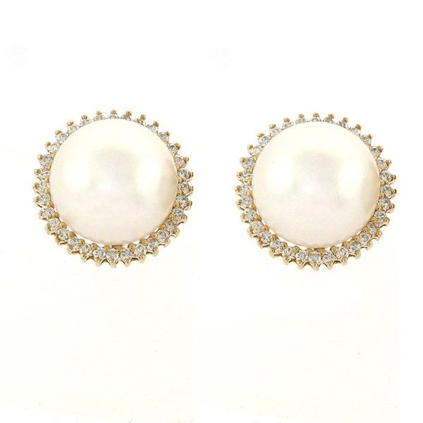 Pearl Earrings Goldstein's Jewelers Mobile, AL