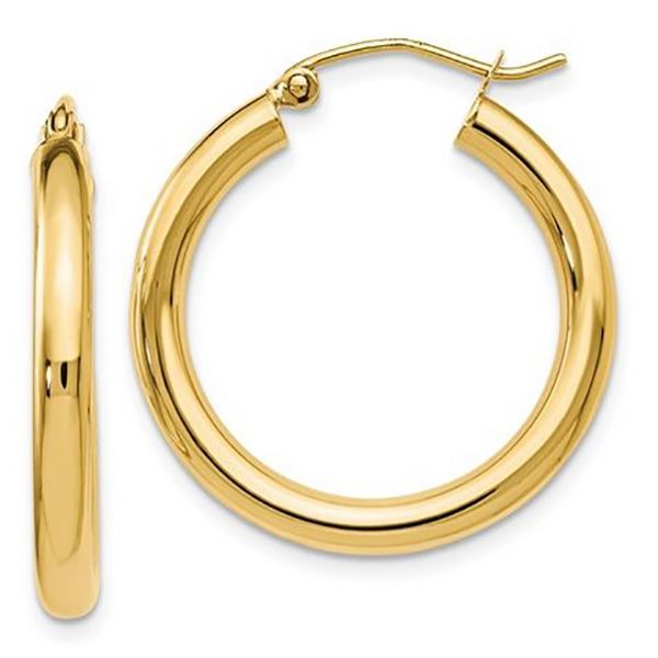 Hoop Earrings Goldstein's Jewelers Mobile, AL