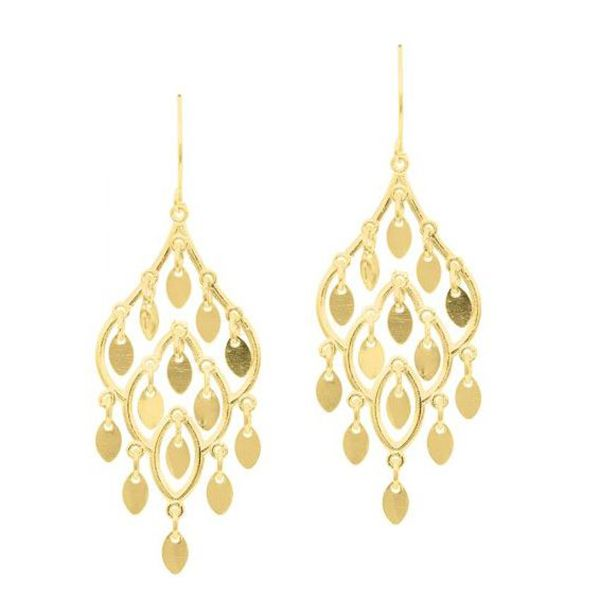 Chandelier Earrings Goldstein's Jewelers Mobile, AL