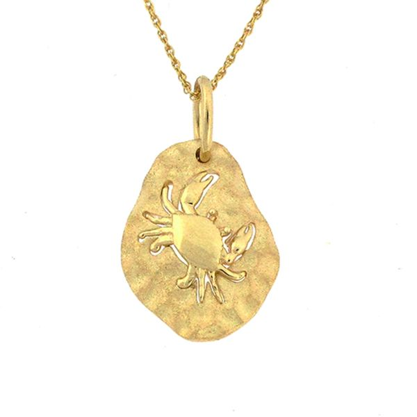 Gold Pendant Goldstein's Jewelers Mobile, AL