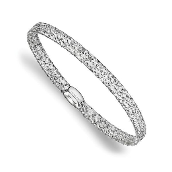 Stretch Mesh Bracelet Goldstein's Jewelers Mobile, AL
