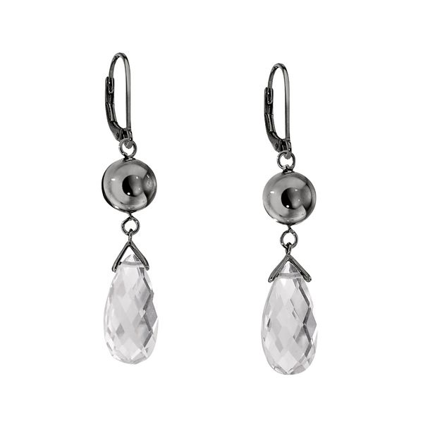 Elle Drop Earrings Goldstein's Jewelers Mobile, AL