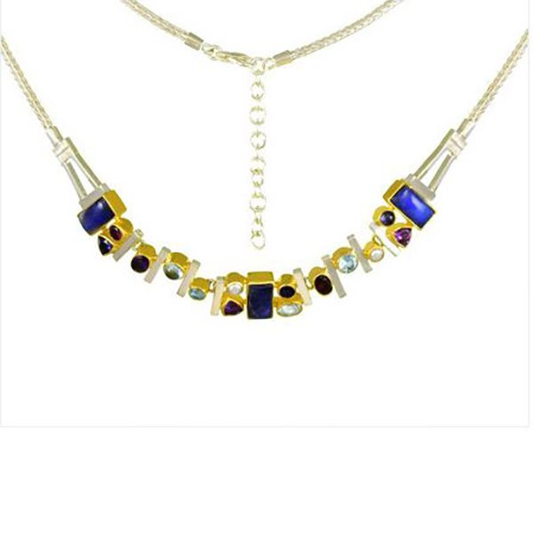 Necklace by Michou Goldstein's Jewelers Mobile, AL