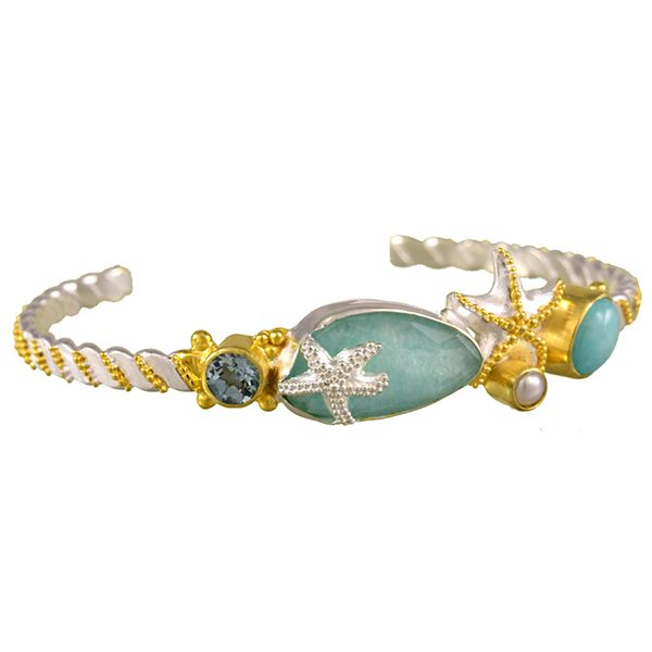 Michou Poseidon's Treasures Bracelet Goldstein's Jewelers Mobile, AL